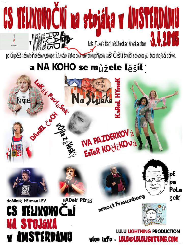 Poster CS STAND UP COMEDY 2015